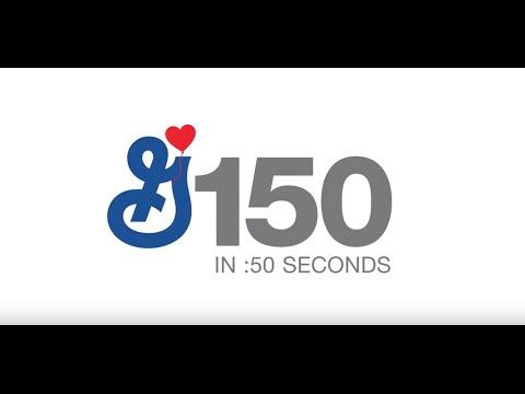 150 years of General Mills