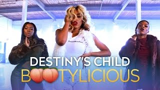Destiny's Child - Bootylicious Cover