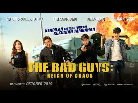 THE BAD GUYS: REIGN OF CHAOS Indonesia Official Trailer