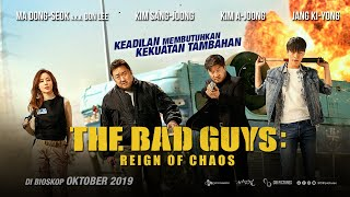 Film THE BAD GUYS: REIGN OF CHAOS