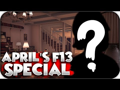 April's F13 Special! Mini Funny Moments | Friday the 13th: the Game