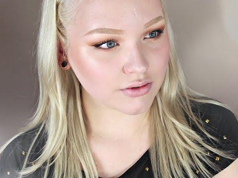 Simple Summer Eyes Makeup Tutorial