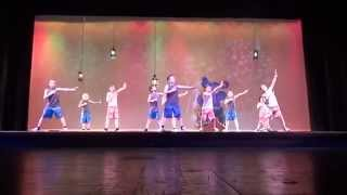 Dance Factory Recital 2015 (Boys Funk) - Poison