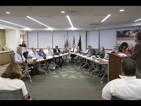 Meeting of the Board of Directors - July 27, 2017
