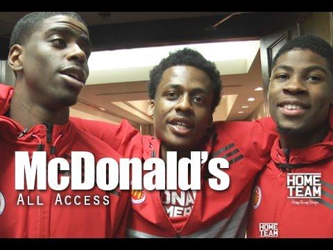 2015 McDonald's All American: All Access Episode