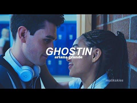 Ariana Grande - Ghostin Traducida al español
