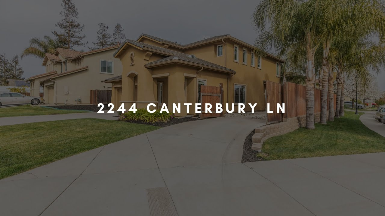 2244 Canterbury Lane, Oakley CA 94561