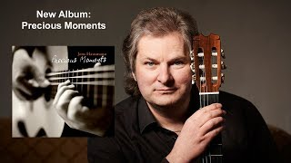 New CD: Precious Moments - Jens Hausmann