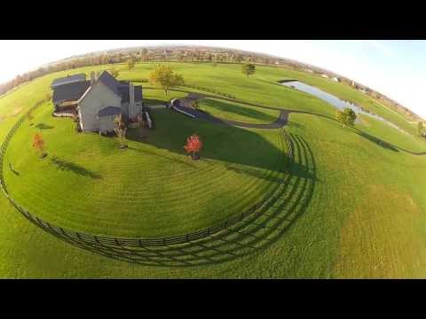 Horse Farm Stone Home Horse Property On 50 Acres Danville Kentucky
