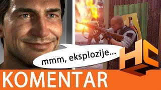 uništavamo protivnike u uncharted 4 multiplayeru   hcl