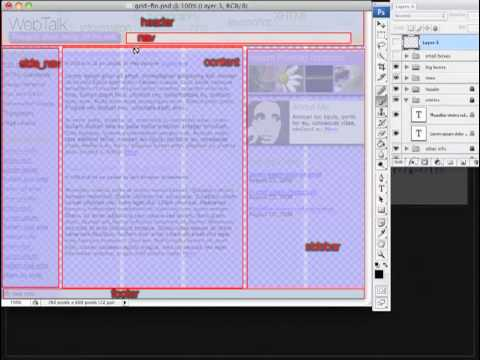 PSD to HTML Part 1 C