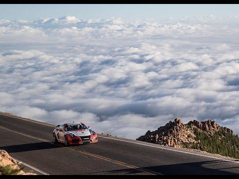 Porsche Challenge at Pikes Peak