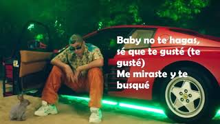 Te Guste Bad Bunny ft Jlo