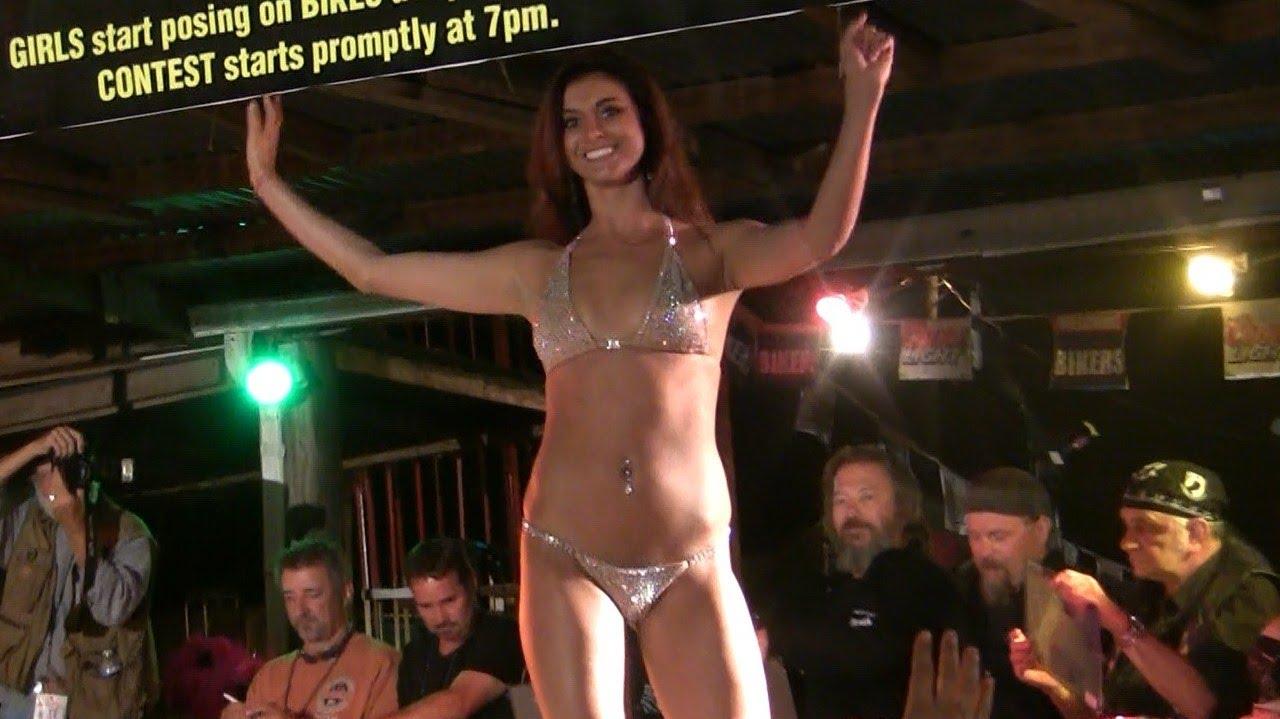 Cute asian slut in tiny bikini striptease dance show photo download