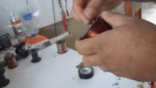 SSG Construção da Bobina #1