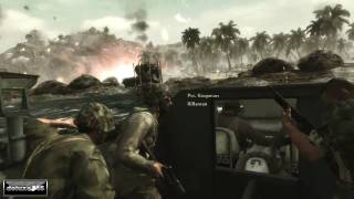 Call of Duty 5: World at War Uncut Gameplay (PC HD)