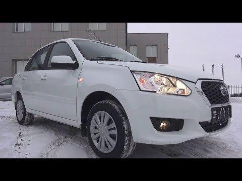 2018 Datsun On-DO. Обзор (интерьер, экстерьер, двигатель).