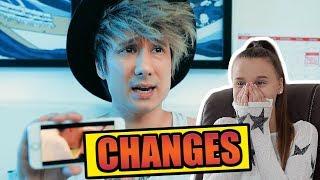 Julien Bam Changes Musik Video , Reaction - Celina