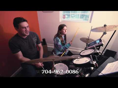 Mike Graci Music Lessons In Charlotte, NC. All Instruments & All Levels.  Music School