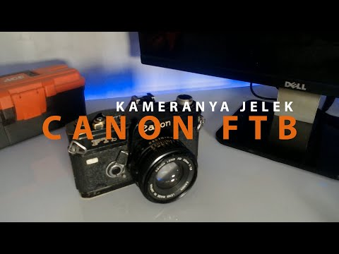 Review Canon FTB (kamera analog udah jelek) from YouTube · Duration:  4 minutes 2 seconds