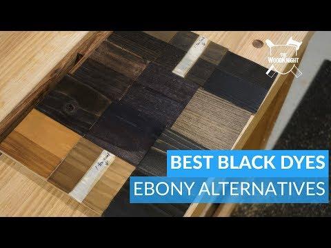 Best Ways To Ebonise Wood?