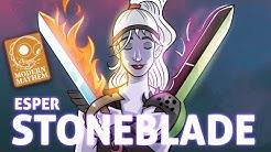 Modern Mayhem: Esper Stoneblade(Modern, Magic Online)