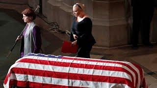 VIDEO: Meghan McCain's emotional eulogy at John McCain's funeral I ABC7