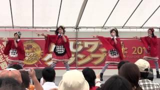 ふじワングランプリ2012 (藤崎町食彩ときわ館駐車場)