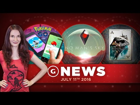 Pokemon GO More Popular Than Tinder & No Man's Sky is only 6 GB! - GS Daily News