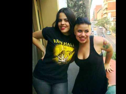metal en paraguay chicas underground