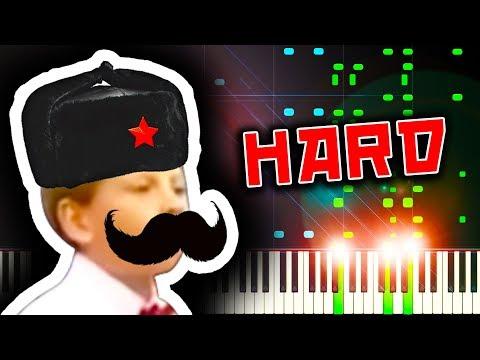 RUSSIAN YODELING BOY - Piano Tutorial