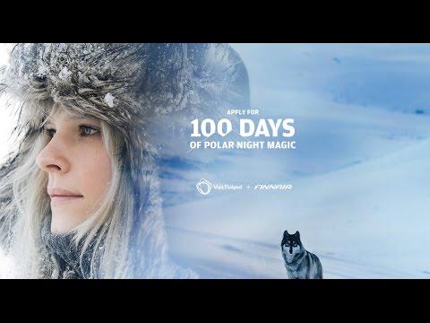 100 Days of Polar Night Magic