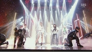 Gambar cover 2NE1-'COME BACK HOME' 0323 SBS Inkigayo