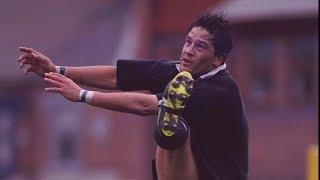 15 Great RWC Moments: Zinzan Brooke drop goal (1995)