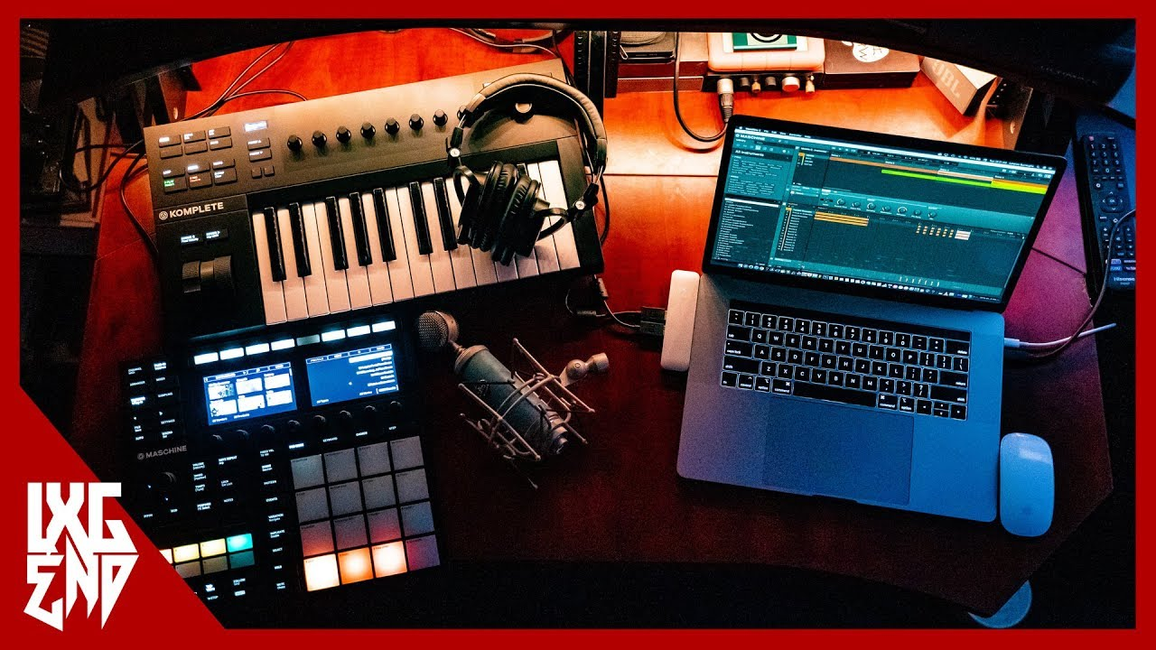 How To Turn Your Bedroom Into A Home Studio   Weekly ...