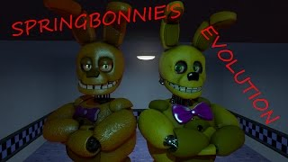 ''Series'' Backstage - Character Appearance - Springbonnie