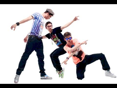 Простые танцевальные движения (смотреть онлайн)