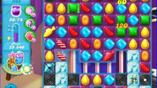 Candy Crush Saga SODA Level 1188 CE