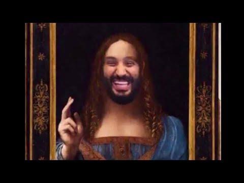 هل سيضع محمد بن سلمان لوحة المسيح والصليب في قصره؟