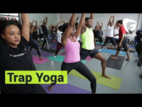 Yoga Studio Offers Trap Yoga And Black Girl Magic