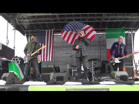 Unforgettable Fire ~ New Years Day and Bullet the Blue Sky - Rockaway Irish Festival June 4, 2017
