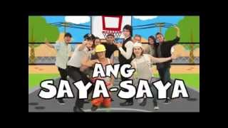 ANG SAYA_SAYA CLAP YOUR HANDS MTV WITH LYRICS BY 1:43