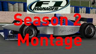 F1 Manager: Minardi Manager Career - Season 2 Montage