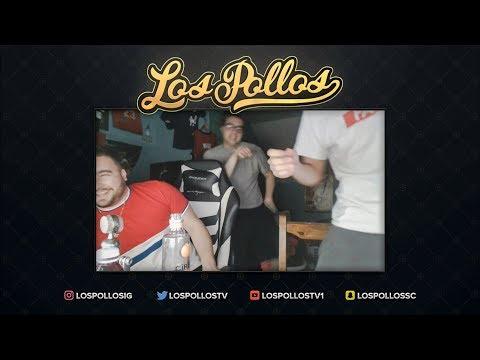 Drunk LosPollos Is Pure Entertainment (Ft. Raf)