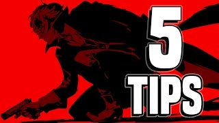 5 Tips I Wish I Knew Before Starting Persona 5