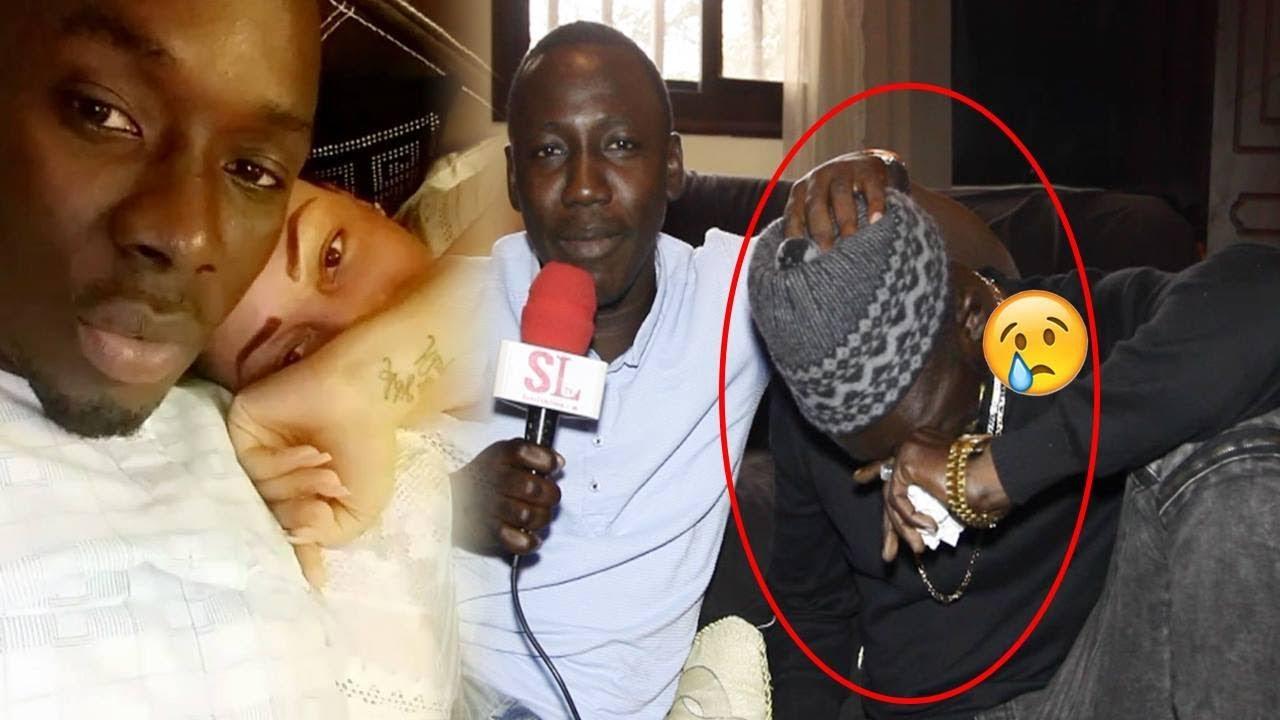 """Khoss """"Idoles"""" parle de sa relation avec Adja Ndoye,et pleure à chaudes larmes à cause des questions"""