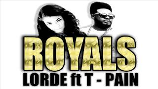 Watch Tpain Royals Remix video