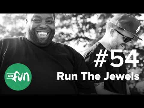 Run The Jewels, improbable buddy-movie