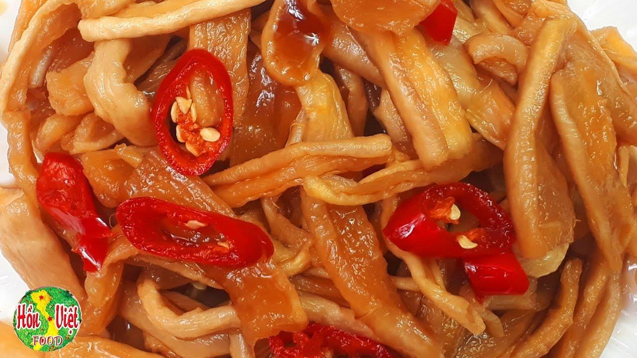 ✅ Làm Củ Cải Trắng Ngon Giòn Rụm Đậm Đà Đưa Cơm Đơn Giản Nhất  Hồn Việt Food