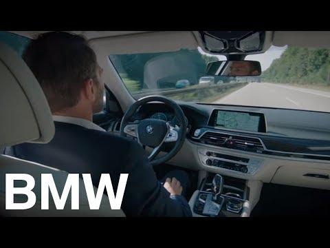BMW Group - El camino hacia la conducción autónoma.